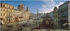 Roma in pillole: Bernini-Borromini ... fu  vera discordia?...