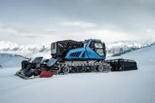 Ambiente/All'Italia il primato del battipista a idrogeno. Sulle nevi dell'Alto Adige i test di un motore che non inquina.