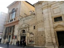 Roma in pillole: l'ospedale San Giacomo