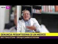 INTERVISTA AL DOTT. FRANCO D'URSO, PEDIATRA DI CATANIA CHE IN QUESTA PSICOPANDEMIA CI HA MESSO LA FACCIA
