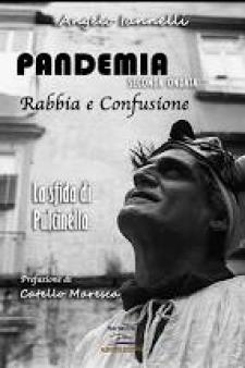 """Angelo Iannelli presenta il suo libro """"Pandemia II ONDATA RABBIA E CONFUSIONE LA SFIDA DI PULCINELLA"""" (video)"""