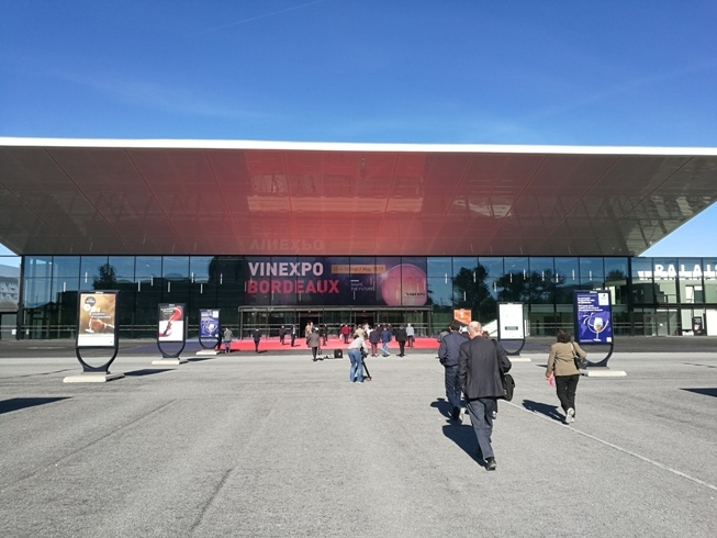 Vinexpo Bordeaux -  Un'edizione in Stand-By